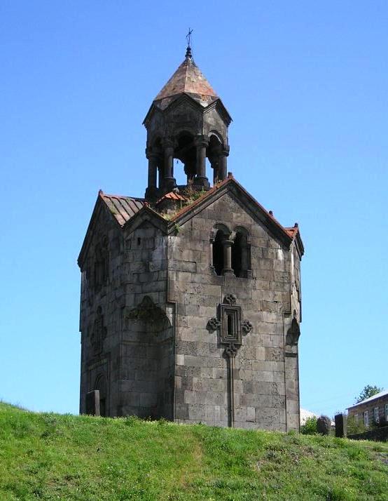 Haghpat-Belltower2