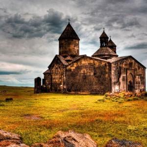 Saghmosavank-monastery