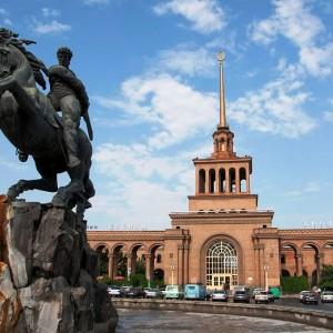 David_of_Sasun_Yerevan